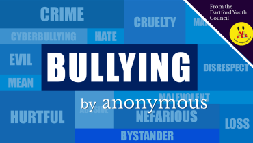 Bullying by anonymous