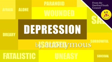 Depression by anonymous
