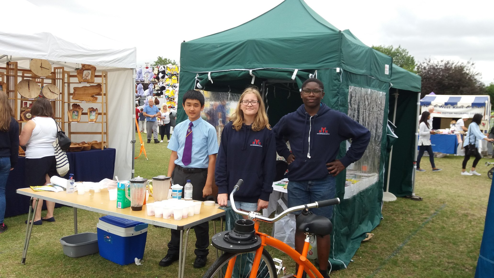 Dartford festival