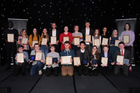 The 24 finalists - Credit: Kent County Council