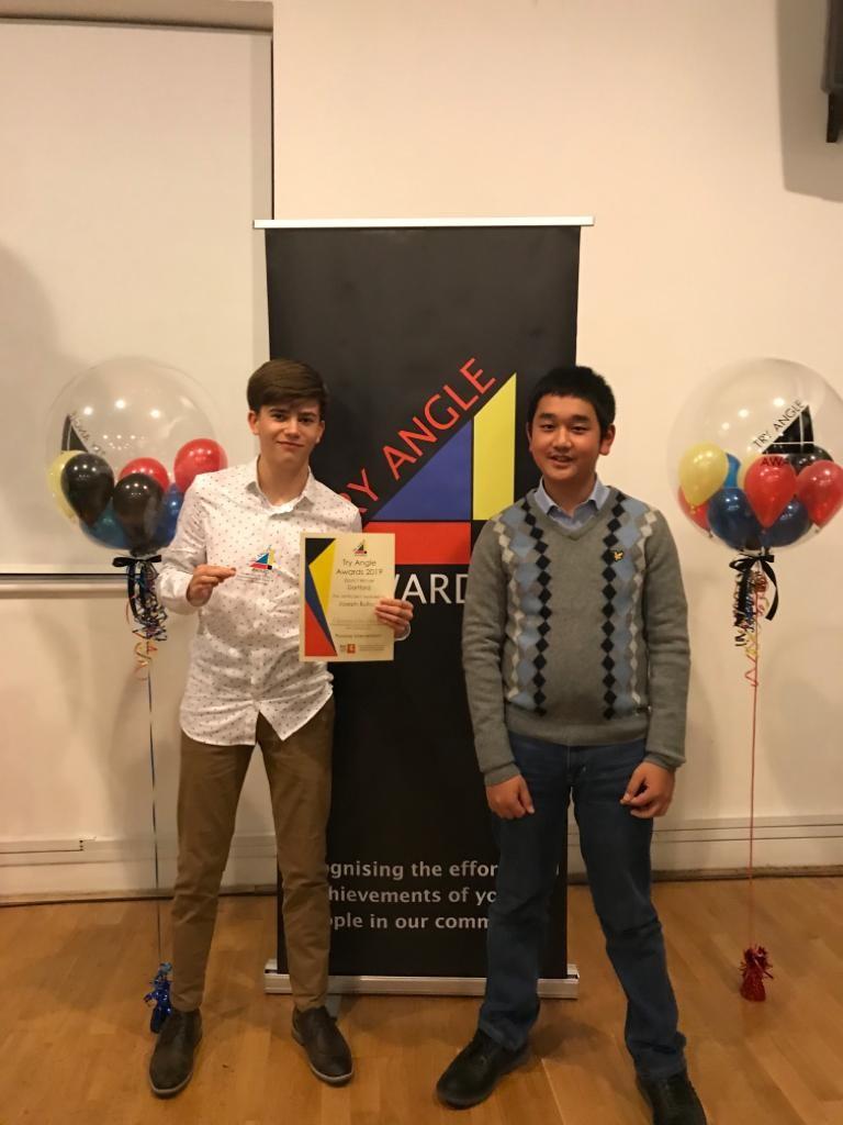 Joseph Try Angle Award
